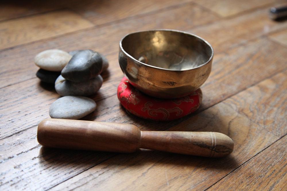 Campane Tibetane per l'Armonizzazione Sonora