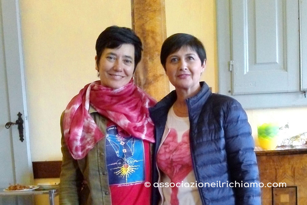 Catia Massari con Selene Calloni Williams