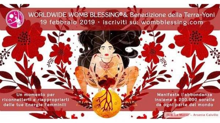 Benedizione Mondiale del Grembo 19 febbraio 2019 - Associazione Il Richiamo
