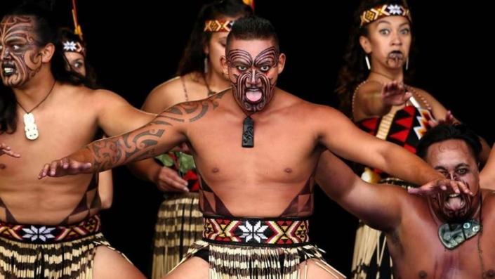 Aperifrutta con cerimonia Maori - Associazione il Richiamo e Biofrutta