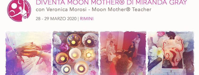 Workshop Moon Mother di Veronica Morosi con Associazione Il Richiamo