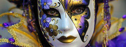 il fascino della maschera