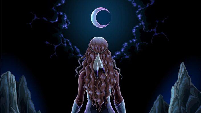 Il legame tra la Donna e la Luna